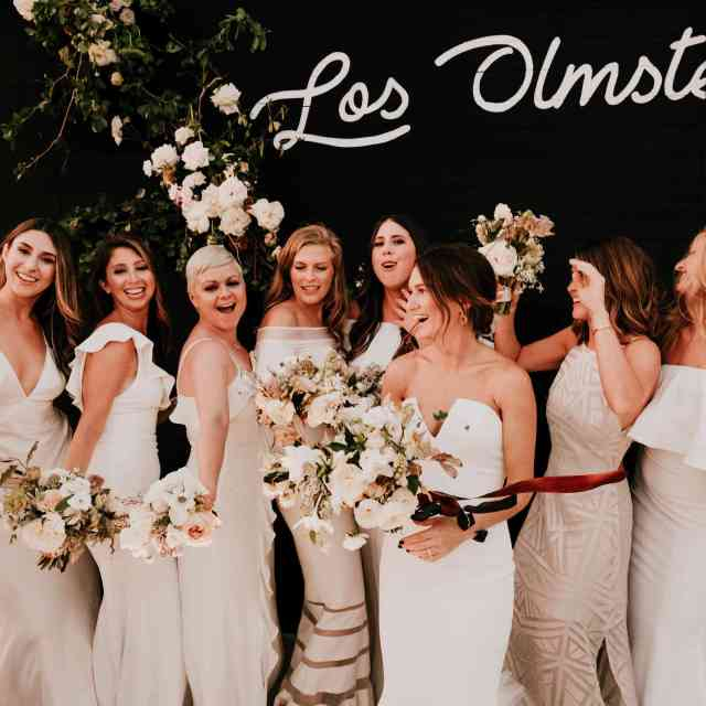 who pays for the bridesmaid dresses?