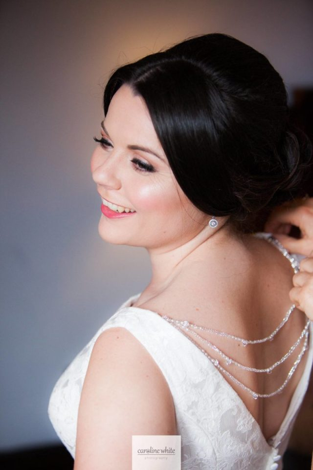 lizzie griffiths hair & make-up - brides keeping it real