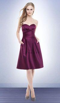 short bridesmaid dresses with pockets  Budget Bridesmaid ...