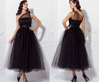 Tea Length Prom Dresses Uk - Prom Dresses 2018