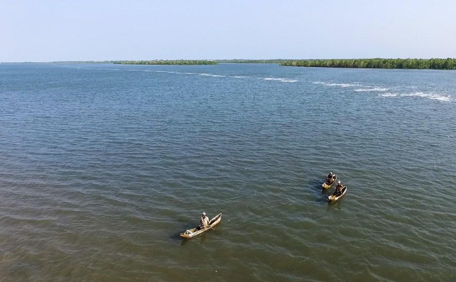 Fishermen, Moma, Nampula Province, Mozambique