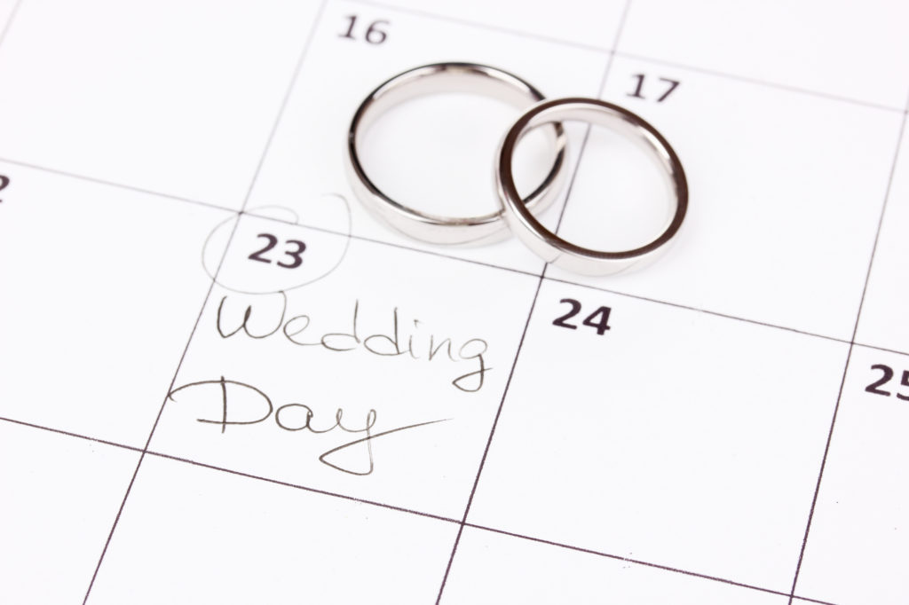 Bride World: 24 Hour Count Down To The Wedding Day