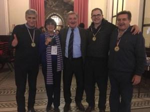 Campionati Allievi Autunno 2017 Salsomaggiore-Medaglia di bronzo