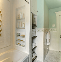 8 Simple Storage Ideas For A Small Family Bathroom ...
