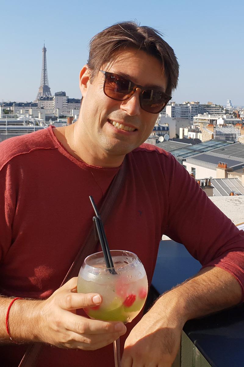 Voyages Bridge avec Frédéric Bauche