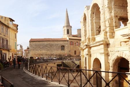 Bridge en Croisière Vallée du Rhône - Arles