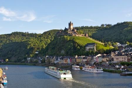 Réveillon Bridge sur la croisière sur le Rhin