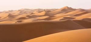 Visite du désert de Wahiba - voyage bridge à OMAN