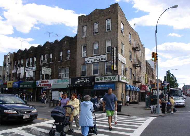 A Walk Down Fourth Avenue in Bay Ridge Brooklyn