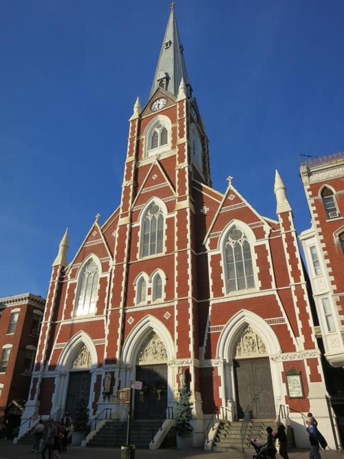 St Anthony of Padua Church 862 Manhattan Avenue