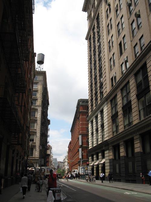 Prince Street SoHo Lower Manhattan