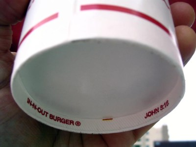 In-N-Out Burger, 920 East Playa Del Norte, Tempe, Arizona