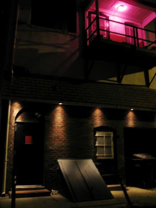 The Ranstead Room Ranstead Street Behind 2013 Chestnut