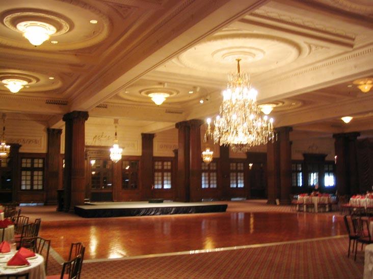 Crystal Tea Room The Wanamaker Building 100 Penn Square