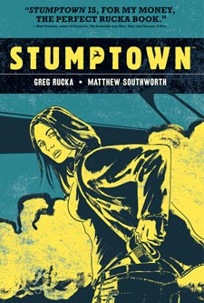 Stumptown Signing Event
