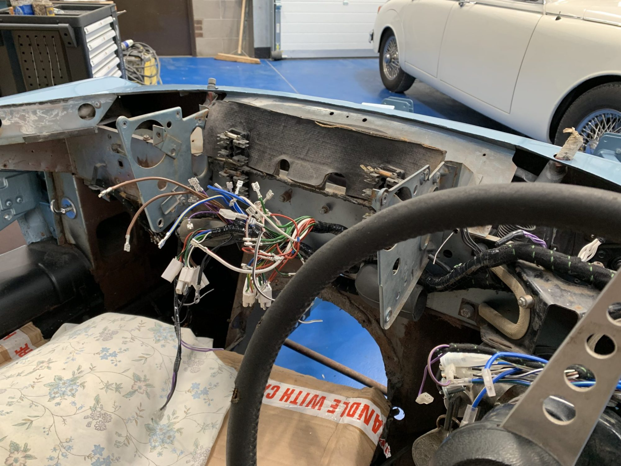 hight resolution of jaguar e type re wiring bridge classic cars mix jaguar e type re wiring