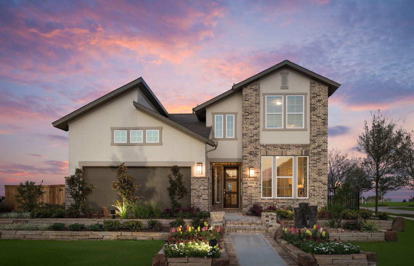 bridgeland showcases patio homes in