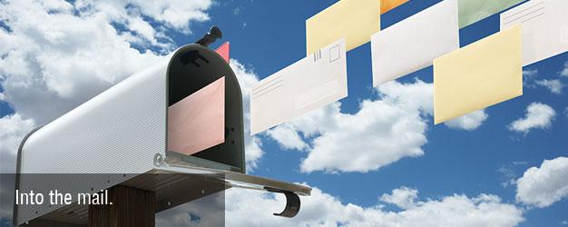 Printed Direct Mail Service