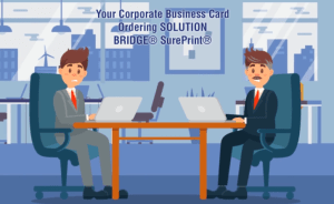 Online Business Card Ordering Portal