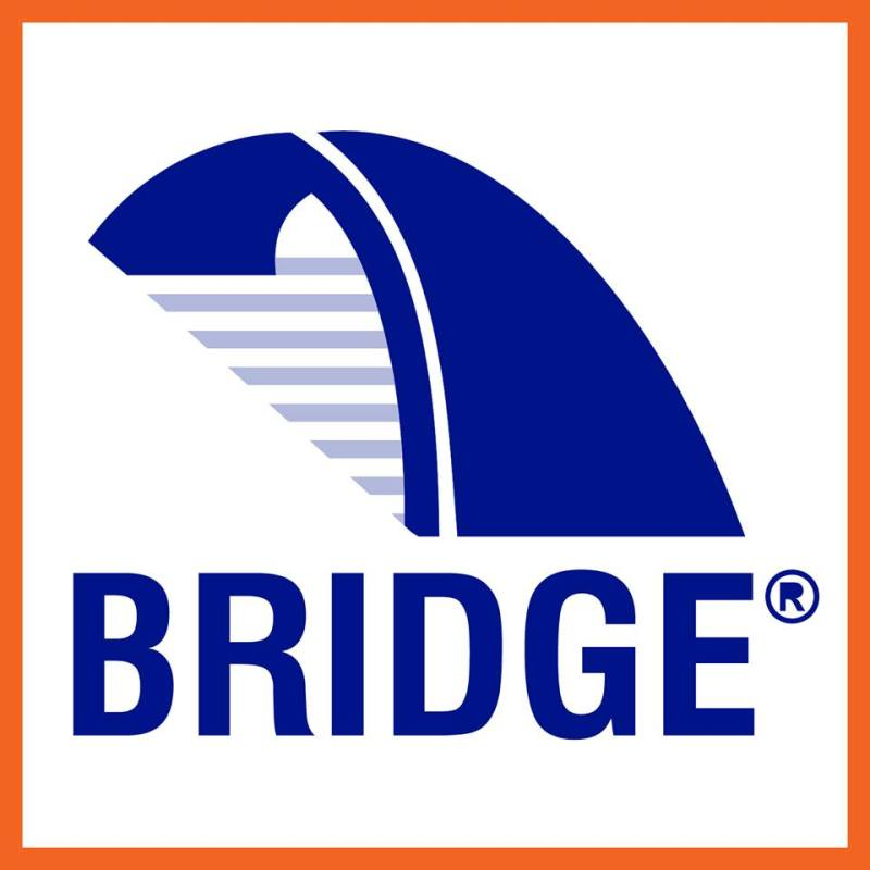 BRIDGE® Printing & Promotional Products social logo