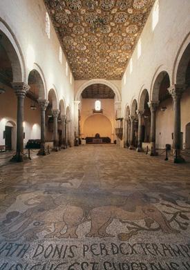 Otranto Il mosaico dei segreti  Arte  Puglia