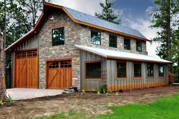 Rustic Metal Roofing Siding Interior & Decorative Options