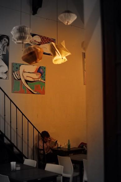 Cafe in Eterna cadencia, Buenos Aires
