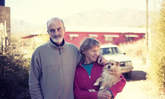 Claudio and Nadia, Capilla del Monte