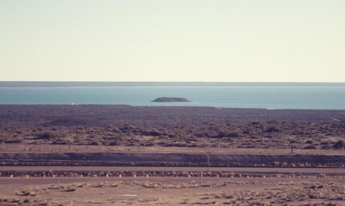 The Little Prince island, Puerto Piramides