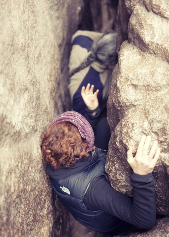 Facing fears in Capilla del Monte