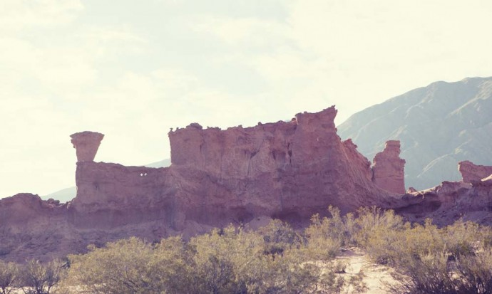 The Locomotive, Quebrada de Cafayate