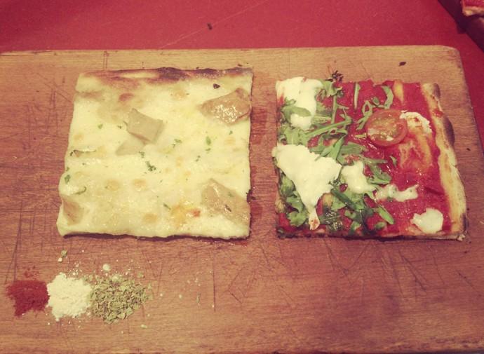 Pizza in Born Barcelona