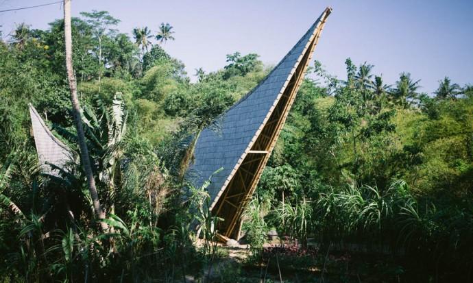 Bridge at The Green School