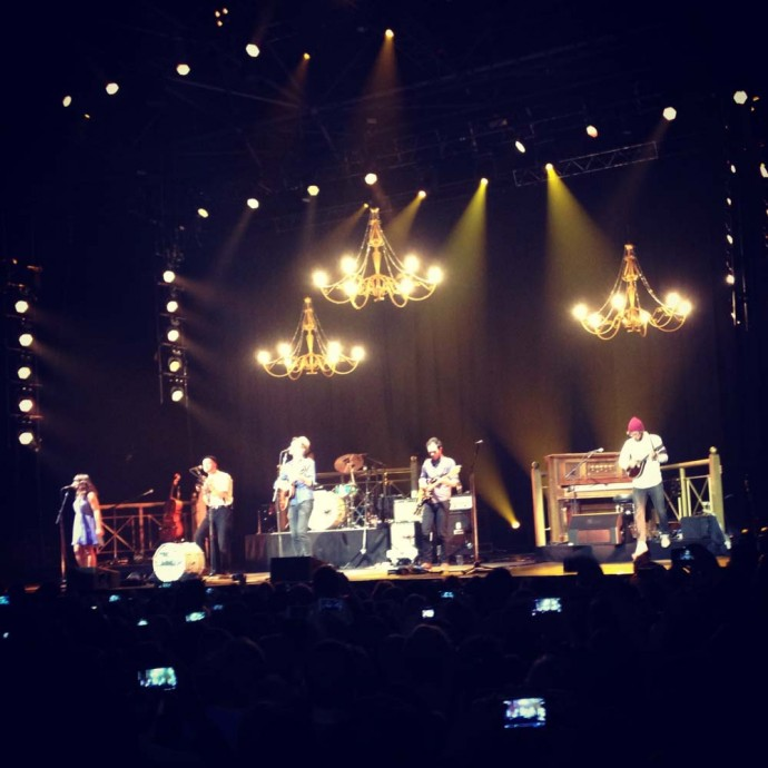 Lumineers in Paris