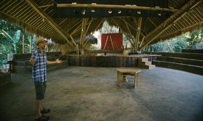 Auditorium Green School Bali