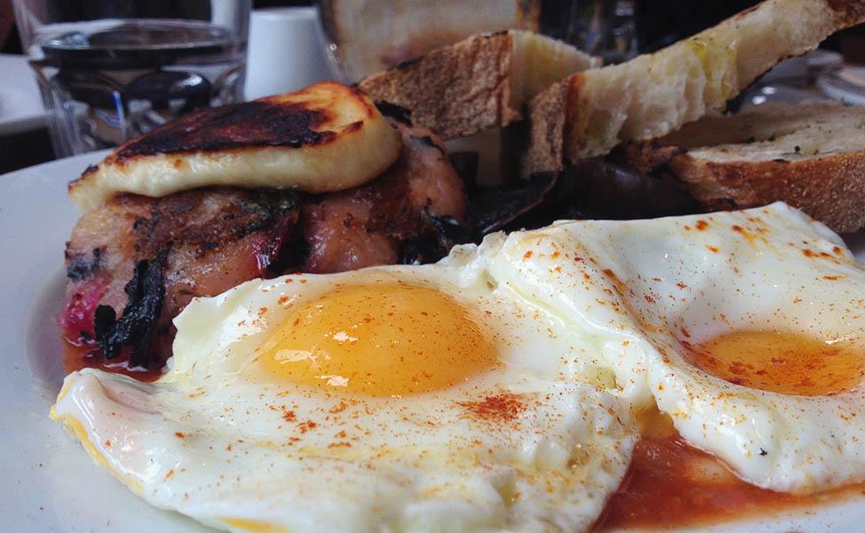 Breakfast at no 67