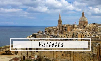 Valletta travel guide