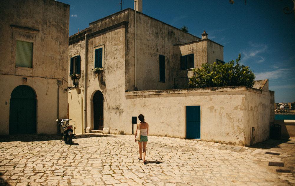 Things to do in Puglia: Walking through Otranto