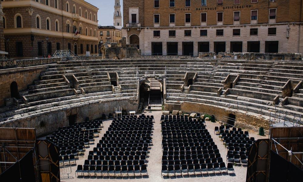 Lecce Ampitheatre