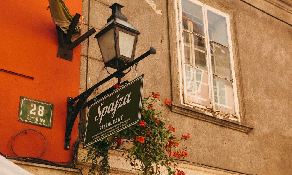 Špajza – vegetarian food in Ljubljana