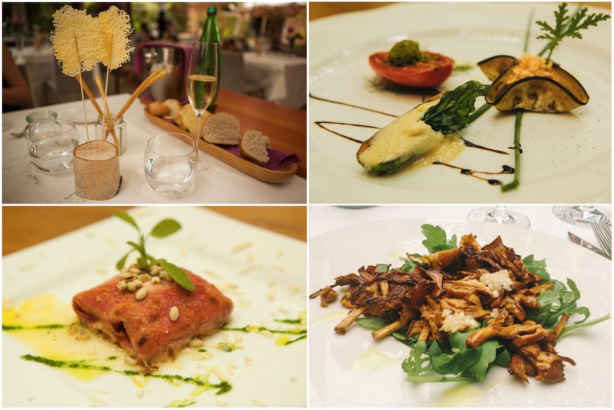 The best vegetarian food in Slovenia