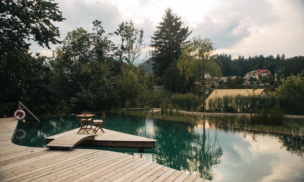 Garden Village – glamping in Slovenia