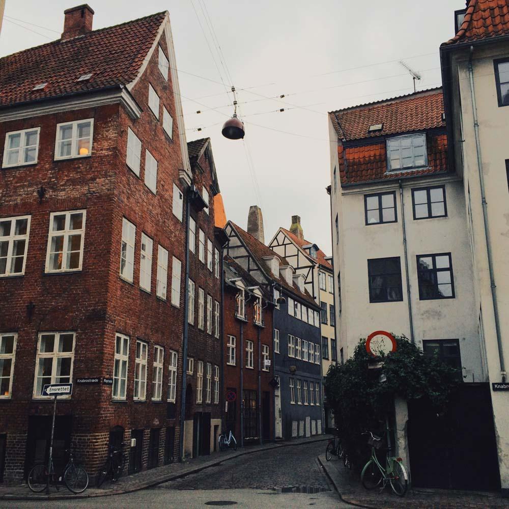 Another Hogsemeade street in Copenhagen