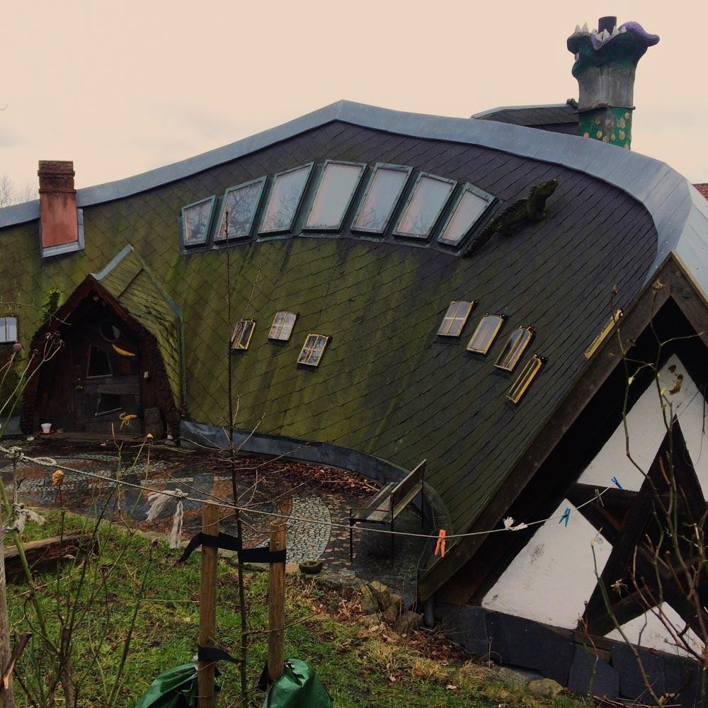 Eco home in Christiana, Copenhagen