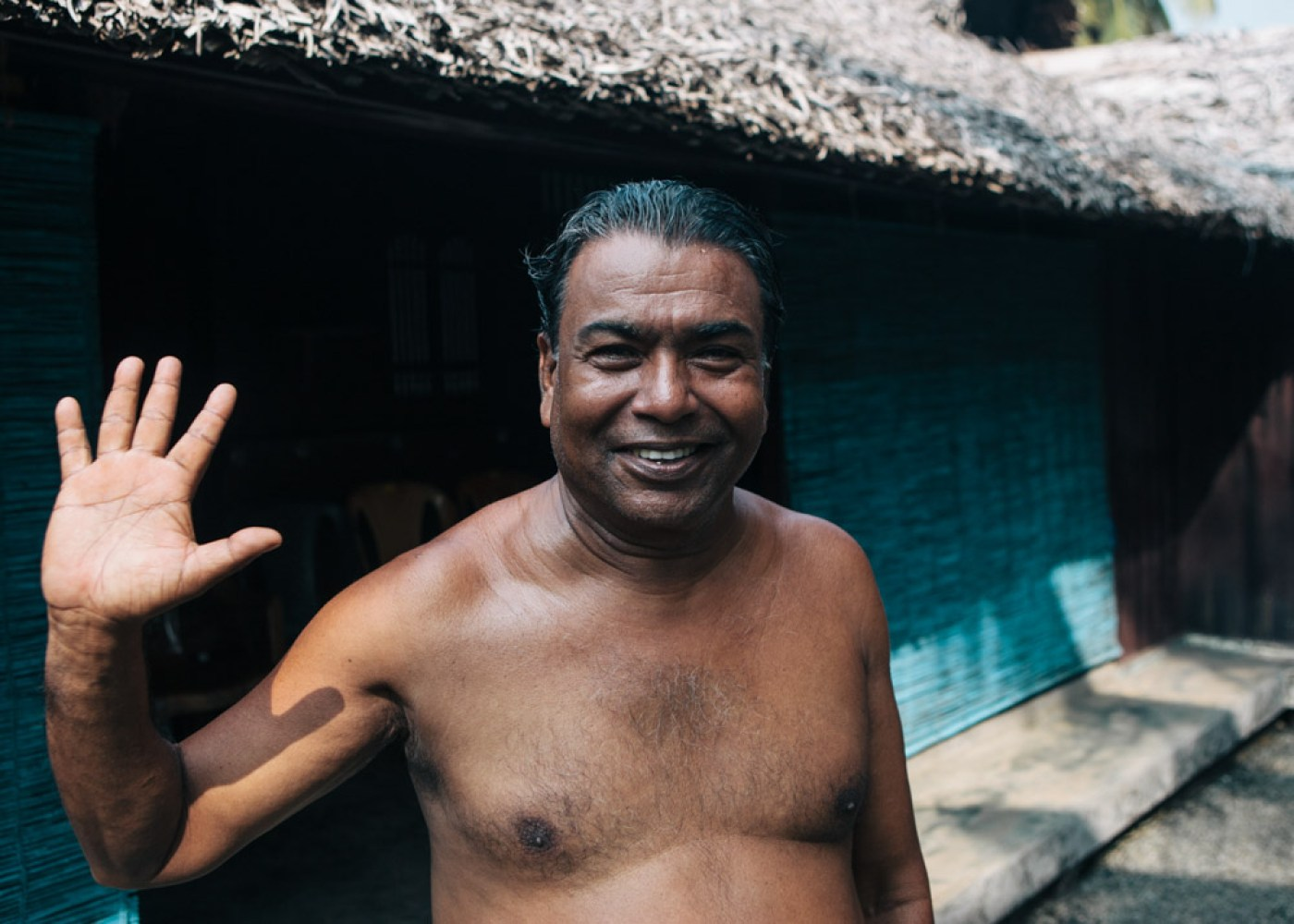 Greenpalms homestay is the perfect backwater experience in Kerala