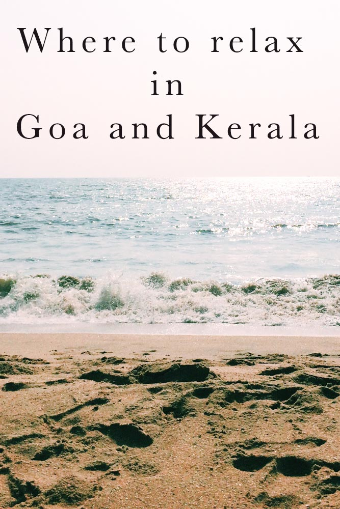 Things to do in Goa and Kerala