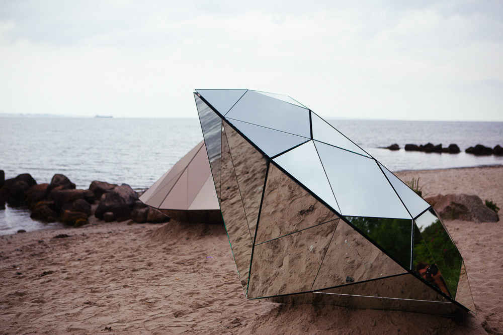Michal Motycka, DIAMONDS, Sculpture by the sea, Aarhus