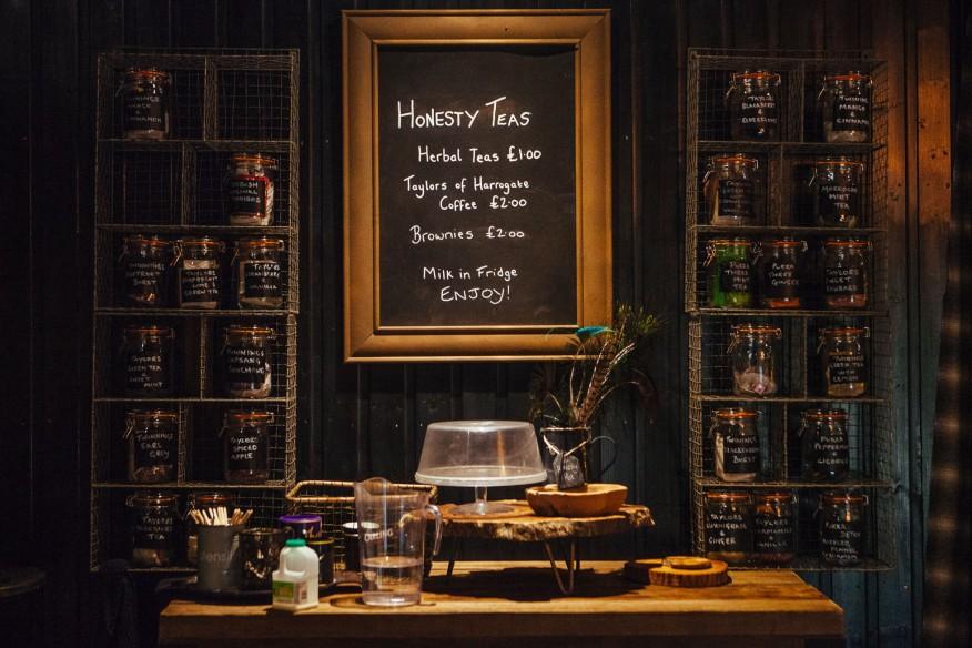 Honest teas at North Star Club