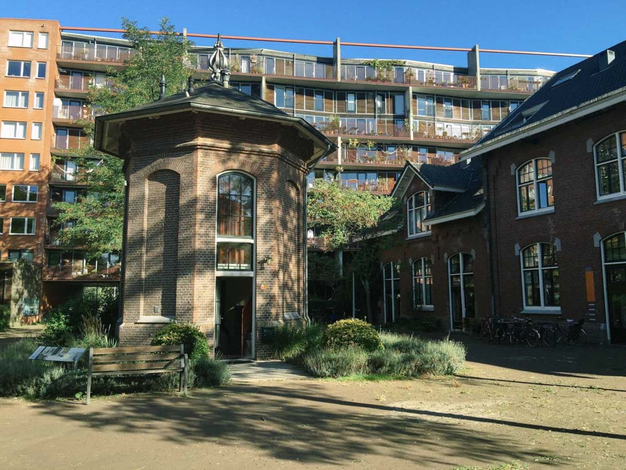 Hotel de WIndeketel - special place to stay in Amsterdam