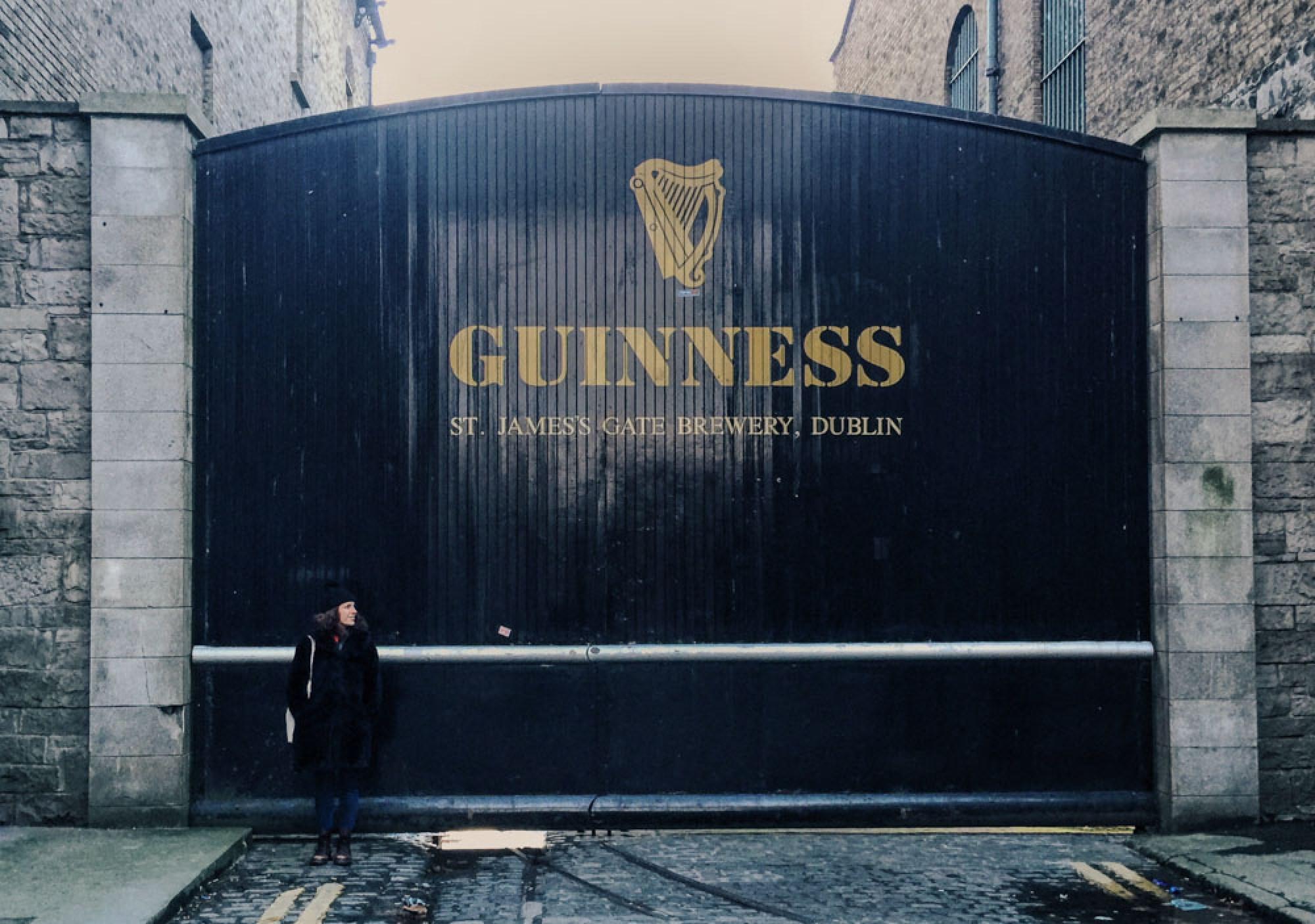 Things to do in Dublin: Guinness Storehouse